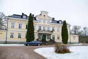 Färna herrgård i Skinnskattebergs kommun.