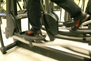 Gym är inte bara fria vikter och svettiga grabbar. Här kan du även glida fram på en