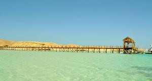 Hurghada röstades fram till en av de mest solsäkra platserna.