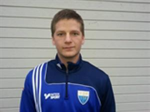 Christoffer Nilsson Ihrén hade en lysande höstsäsong med hela 19 mål på 10 matcher. Det räckte till seger i målligan i division 4.