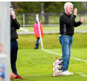 Leif Widegren  har svårt att se en framtid för sin gamla klubb Östersunds DFF.