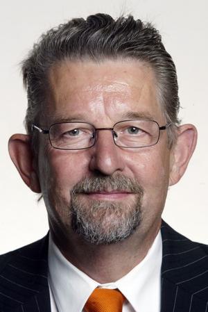 Politisk vilde. Karl-Erik Andersson är numera före detta folkpartist.Foto: Peter Krüger/VLT Arkiv