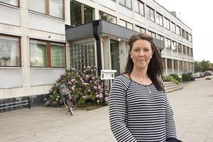 Johanna Odö (S) kommunalråd Norberg.