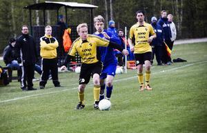 45-årige Pär Styrman är spelande tränare i Enånger.