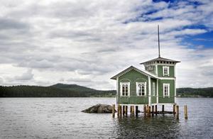 Riktigt var renoveringen av badhuset slutar vet inte Andreas och Maria Åström ännu. Kanske blir det ett litet övernattningsrum.
