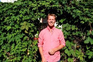 I dag driver han ett företag som förra året utmärktes till Gävleborgs snabbaste växande företag.