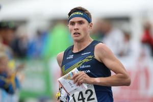 Martin Regborn är klar för final i sprinten i orienterings-VM för fjärde året i rad.