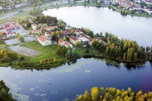 Bollnäs folkhögskola, en av fem i Gävleborg.
