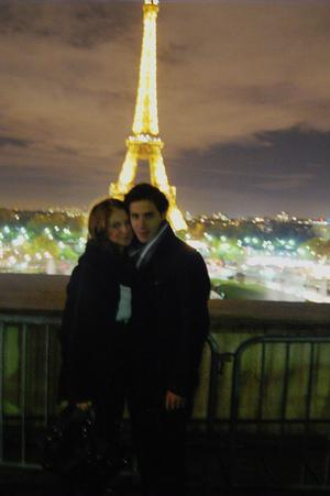 Det är lätt att bli kär i Paris, tycker Unga ST:s Caroline Gyllenkrok.