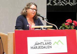 Eva Hellstrand.