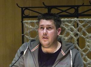 Marcus Nygren (S) lämnar bland annat kommunfullmäktige, där han varit ledamot sedan januari 2007.