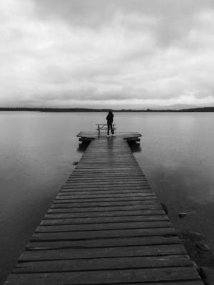 Ånnsjöns kalla vatten och de lömska kraftiga fjällvindarna höll på att kosta Leo Wågberg livet den där junidagen förra sommaren.