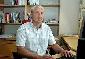 Joachim Krüger, ekonomichef Ockelbo kommun.