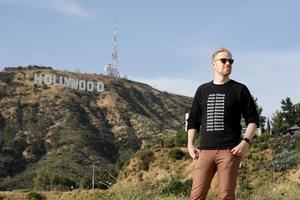 Erik på hemmaplan - Hollywood.