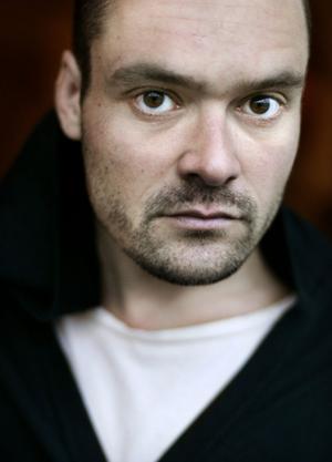 Skådespelaren David Dencik.