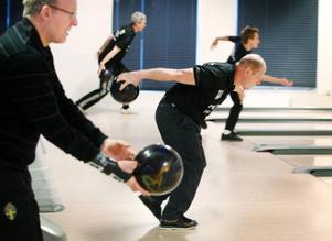 Göran Grapes bowlingkarriär avslutades i ÖBK.