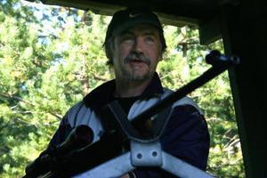 Dennis Andersson, jaktledare