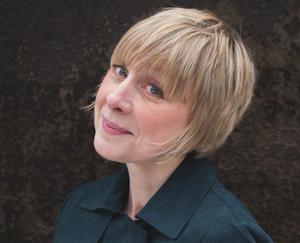 Lena Sjöberg, illustratör och barnboksförfattare.
