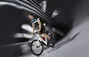 Mercedes cyklar är dyra, men Mercedes bilar är ännu dyrare. Foto: Daimler
