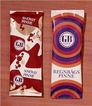 1967 fanns Snövit och Regnbågspinne.