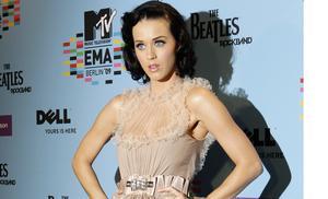 Katy Perry är värd för MTV-galan för andra året i följd.