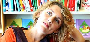 Sandvikenkultur. 50 Cent och författaren Anna Jörgensdotter.