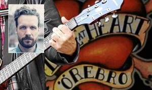 Örebroaren Christoffer Wadensten, känd som Meadows, återvänder till Live at Heart som enda artist som spelat på samtliga av festivalens upplagor.