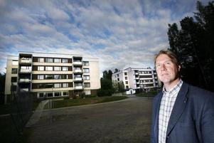 Joakim Svedinger tror inte att hyresgästerna kommer att märka av ägarbytet.