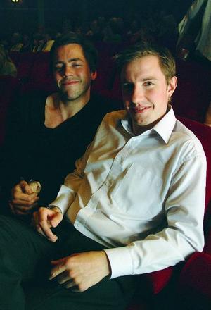 Violinisten Fredrik Syberg och operasångare Martin Lögdström är Gunnel Lundholms toppelever. De har båda lysande karriärer framför sig.