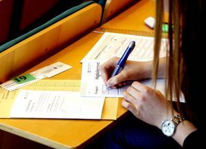 På lördag skrivs höstterminens högskoleprov.