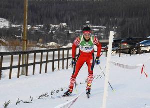 Christoffer Eriksson från Tullus skyttegille segrade i herrarnas seniorklass.