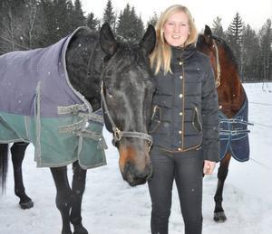 Marika Erikssons karriär inom travsporten har fått en rejäl skjuts senaste halvåret.