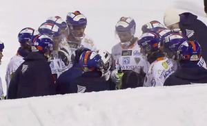 Bollnäs besegrade Kungälv med 4–2.