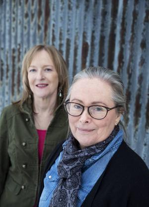 Lotte Mjöberg och Ingela Norberg är kursansvariga och ska undervisningen för den nya kursen som startar på Campus i Östersund våren 2017.