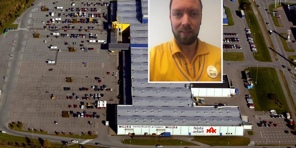 Ikea rekryterar 40-tal sommarjobbare till rebrobutiken med