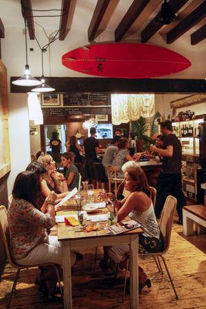 Duke är en av de bästa restaurangerna i Palma.