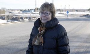 Christina Embretsen (S) vill utreda heltidskår och station i Stavsäter för räddningstjänsten i Ljusdal.
