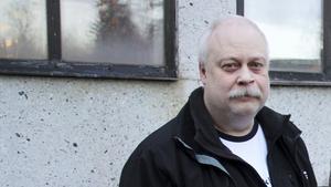 IF Metall Bergslagens ordförande Kalle Sahlin.