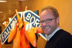 Stefan Wirgell är Edsbypojken som jobbar med marknadsföringen av Falun/Borlänge. Den 28 december fyller han 50 år.
