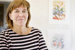 Anna Erlandsson, konstnär.