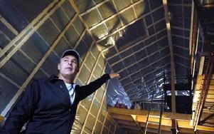 -- Det blir fler kajaker på mindre plats, säger James Venimore. FOTO: ANGELICA LINDVALL
