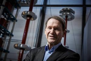 Hade Gunnar varit kvar på ABB och HVDC så hade han varit med om att uppfinna HVDC-brytaren och likströmsnätet