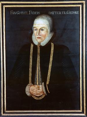 Görvel Fadersdotter-Sparre var Fagerstas första bruksägare på 1500-talet.