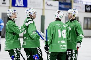 Ljusdal laddar nu om inför nästa match hemma mot Rättvik.