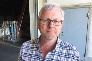Leif Andersson är vd på Sjölanders Mekaniska.
