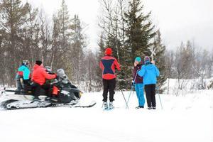 Fler gäster i området och med fler snöskotrar i området gör att man nu vill se över skoterlederna i Vemdalsområdet. Bland annat vill man skapa områden för tyst skidturism utan snöskotertrafik.