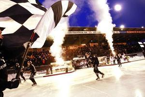 Saik spelade på lördagen på Jernvallen eftersom Göransson Arena stängts av. 20be97f3b7221