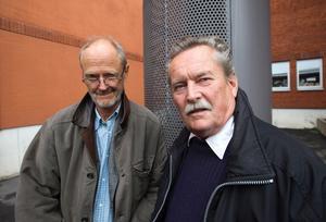 Erik Eriksson och Ulf Ahlner startar nytt bokförlag.