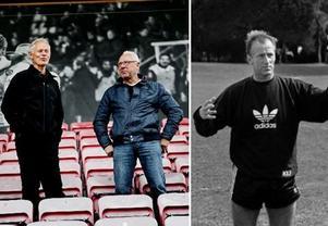 Olle Eriksson, Bjarne Carlsson och Rolf Zetterlund.