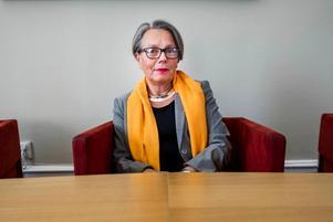 Margareta Högberg, kommunchef i Söderhamn.